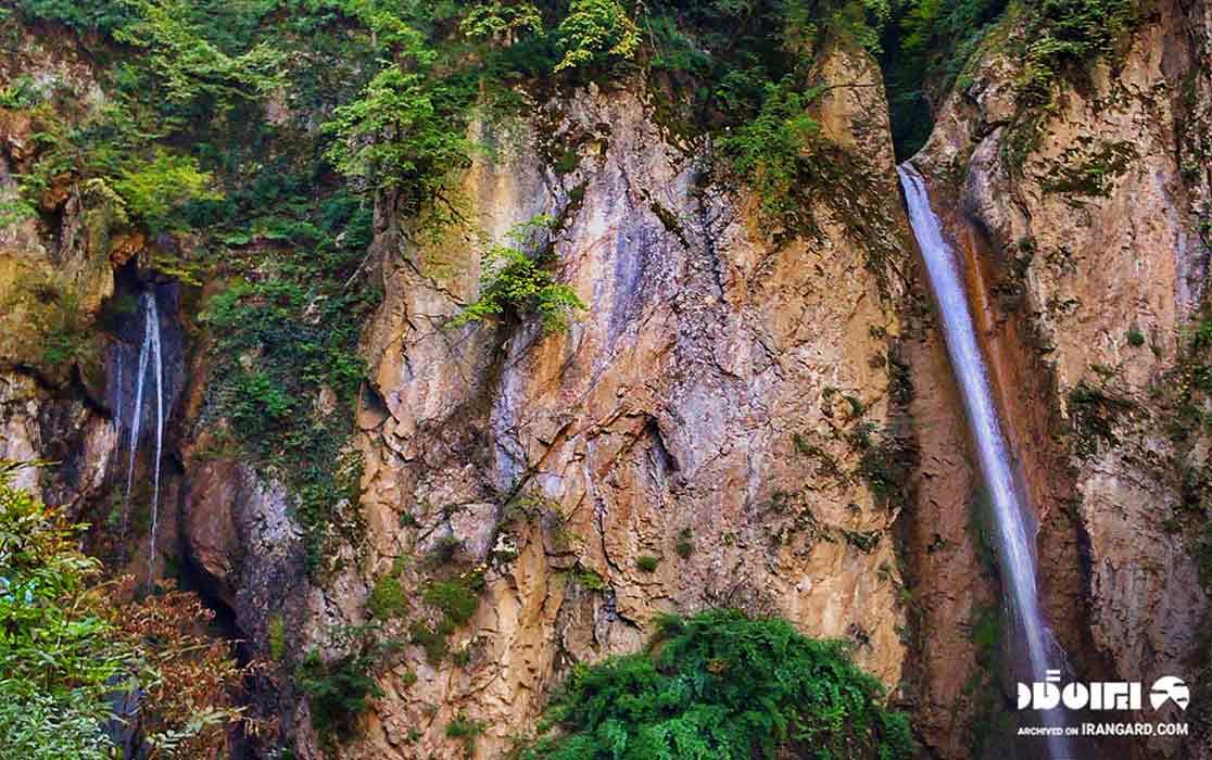 آبشار زیارت