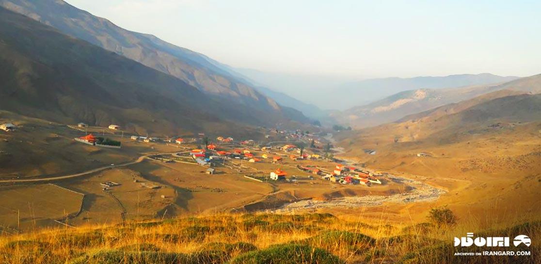 روستای چرات