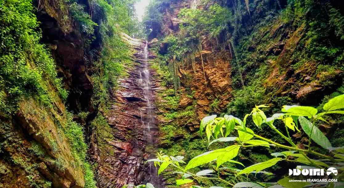 آبشار گزو مازندران