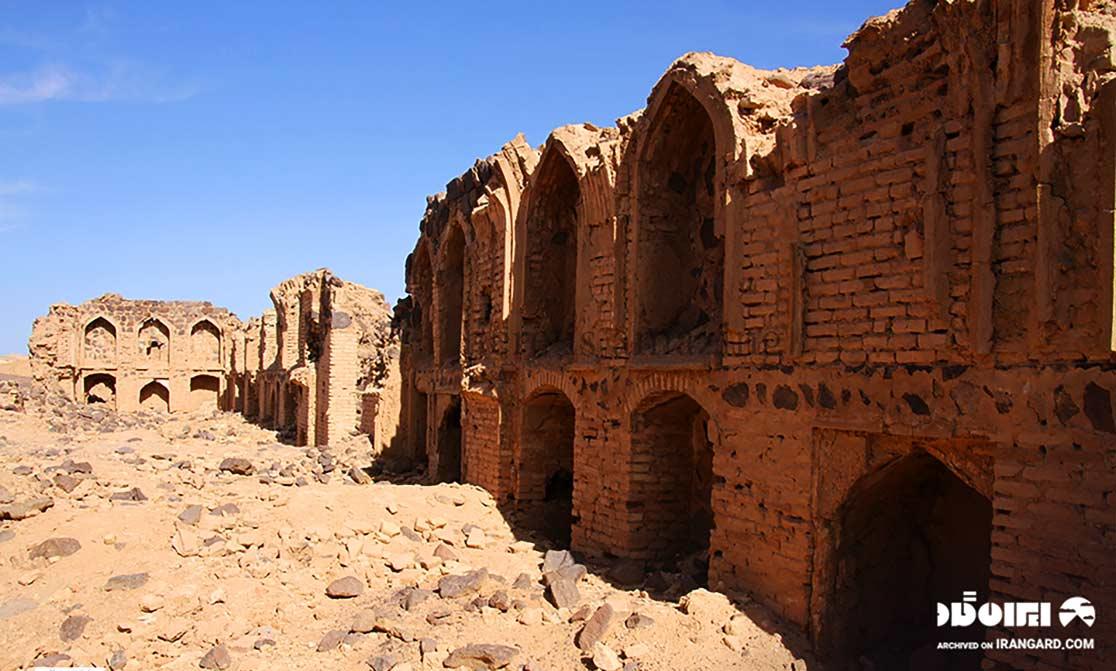قصر حرمسرا در گرمسار