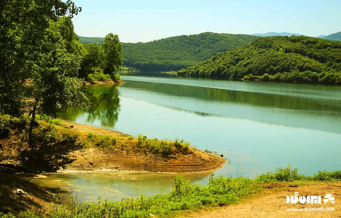 سد و دریاچه لفور