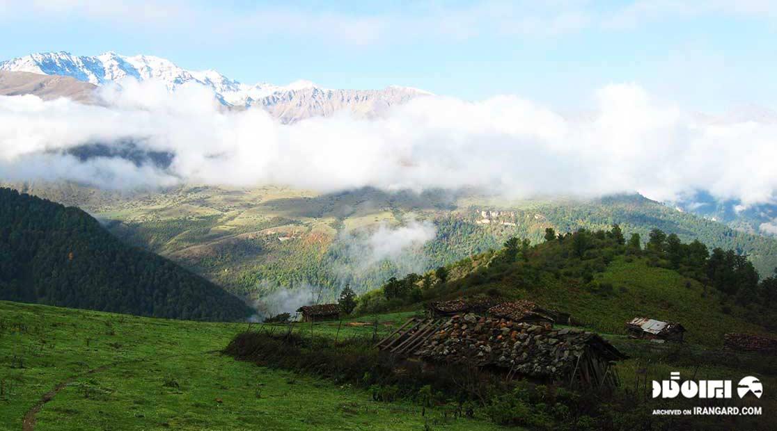 ییلاقات استان مازندران