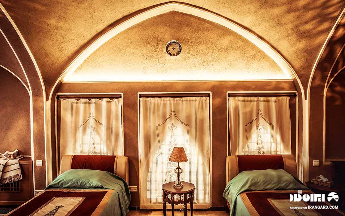 هتل سرای عامریهای کاشان