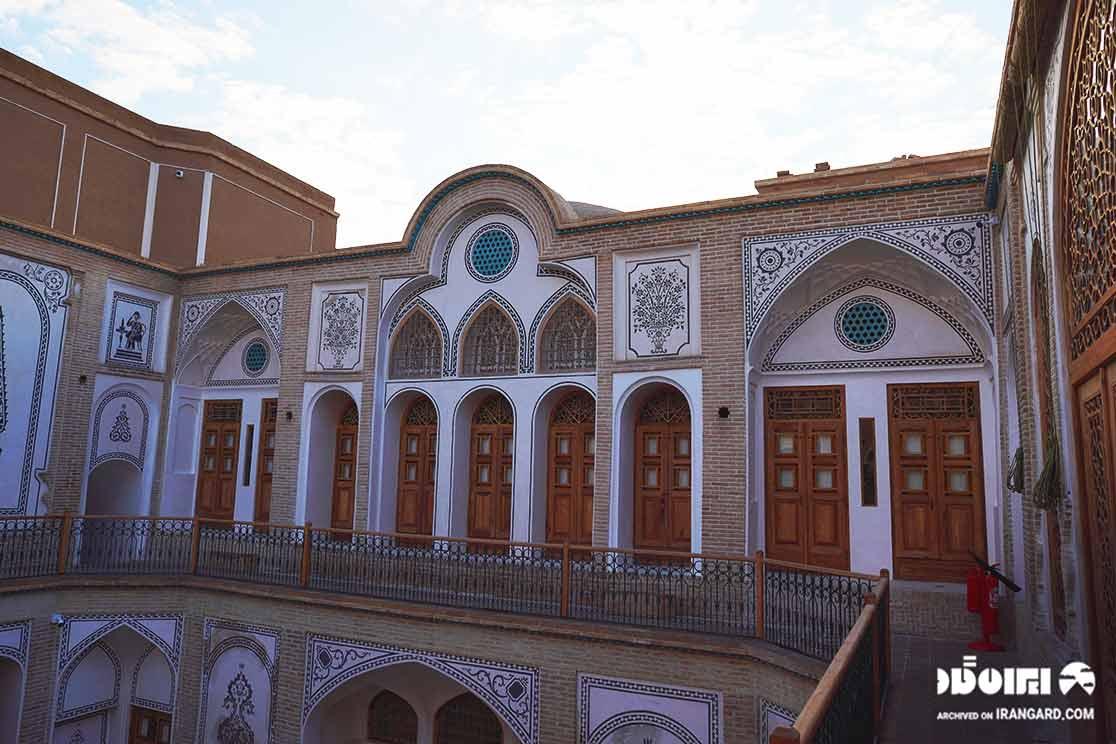 اقامتگاه سنتی سرای سوریجان
