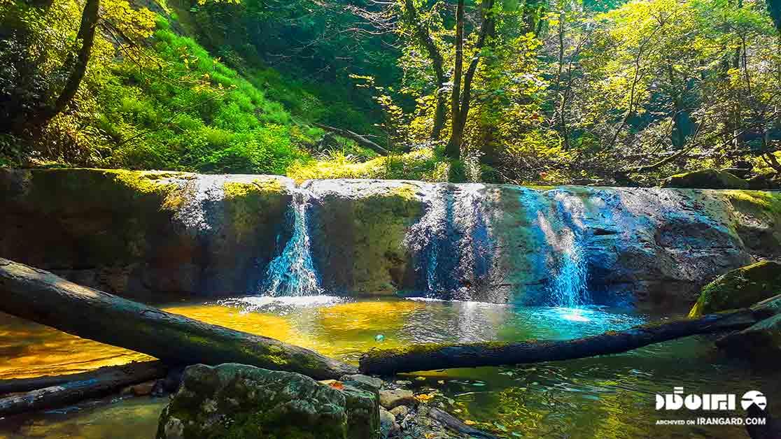 آبشار 7 تیرکن
