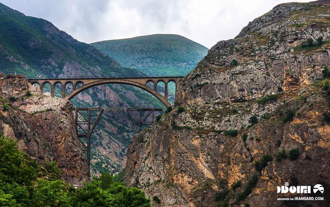 پل زیبای ورسک
