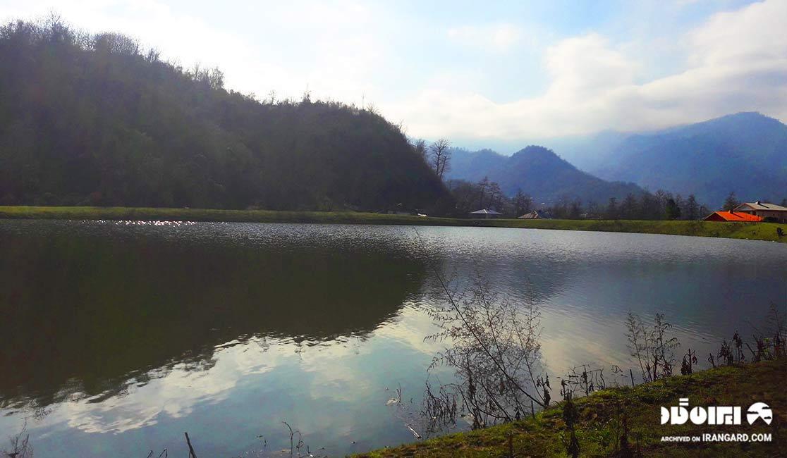 منطقه جنگلی تنیان