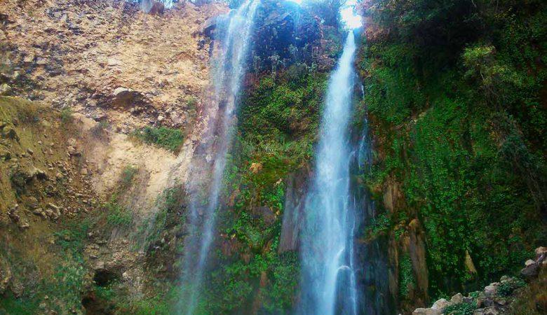آبشار شیوند کجاست؟