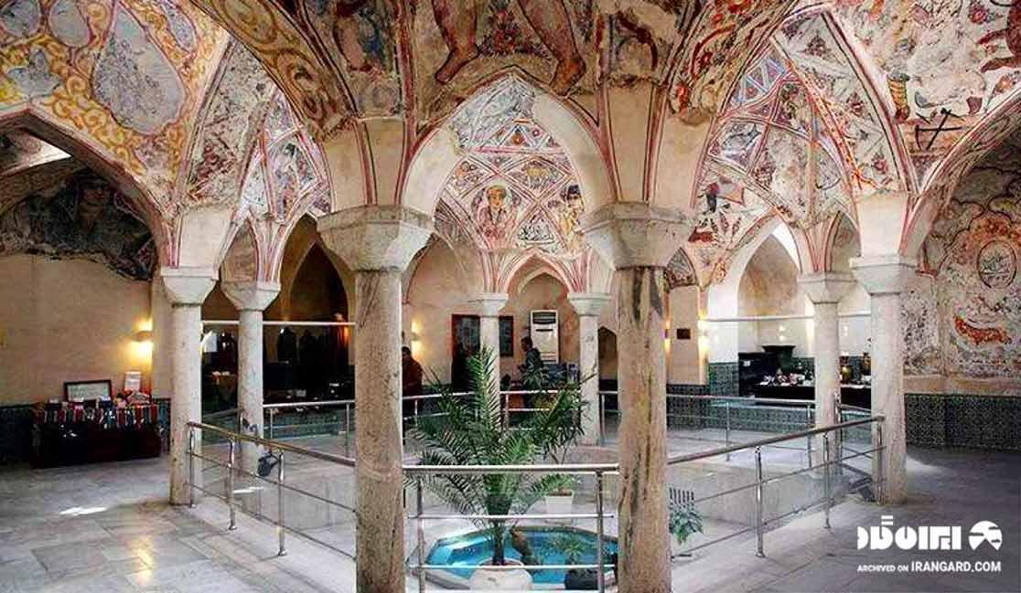 موزه حمام قلی بیک