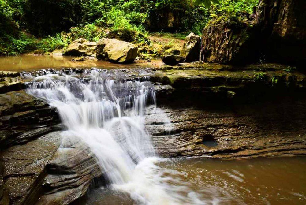 معرفی هفت آبشار