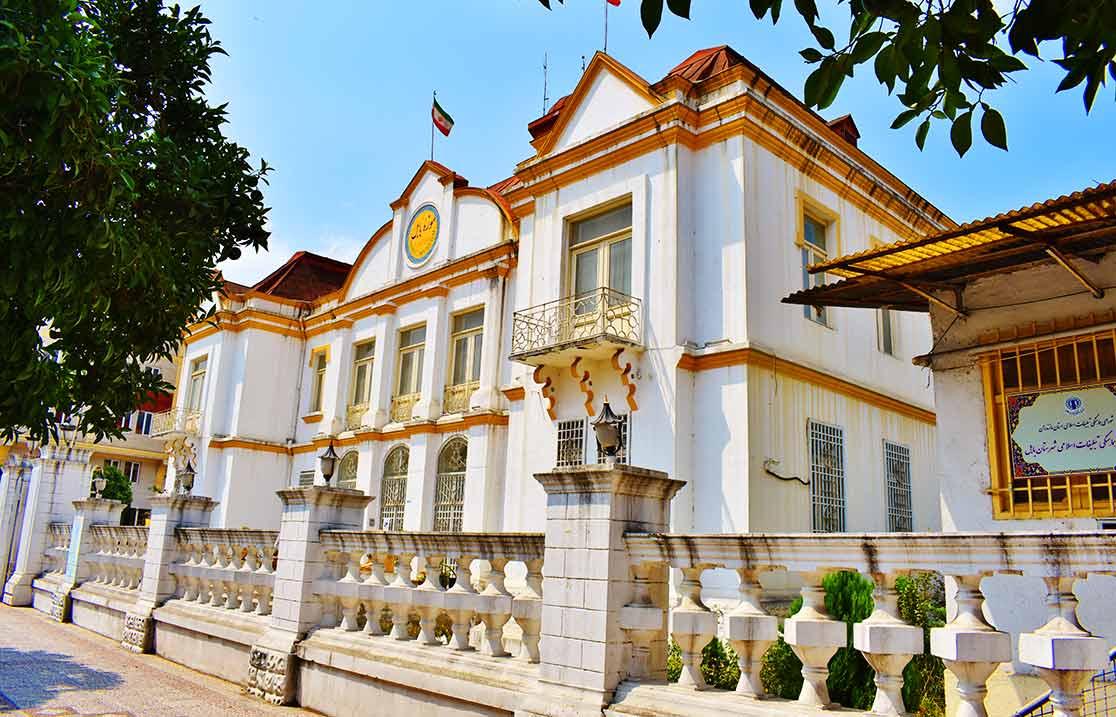 موزه و کاخ سلطنتی بابل