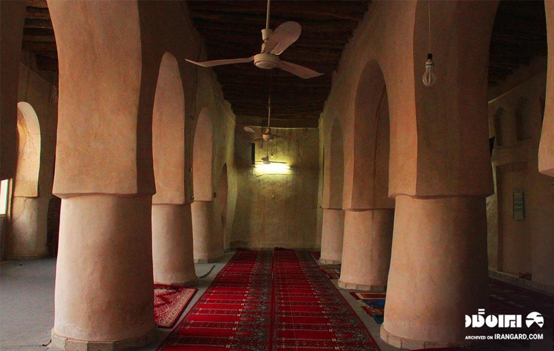 مسجد جامع دزک چابهار