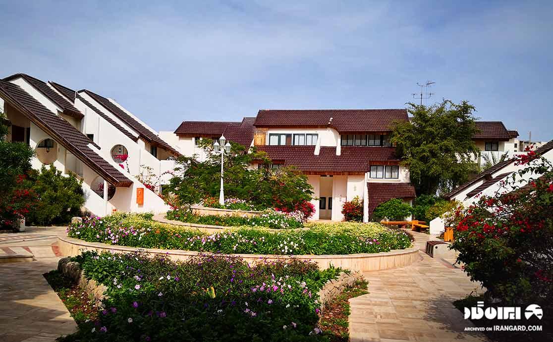 سوئیت هتل فلامینگو