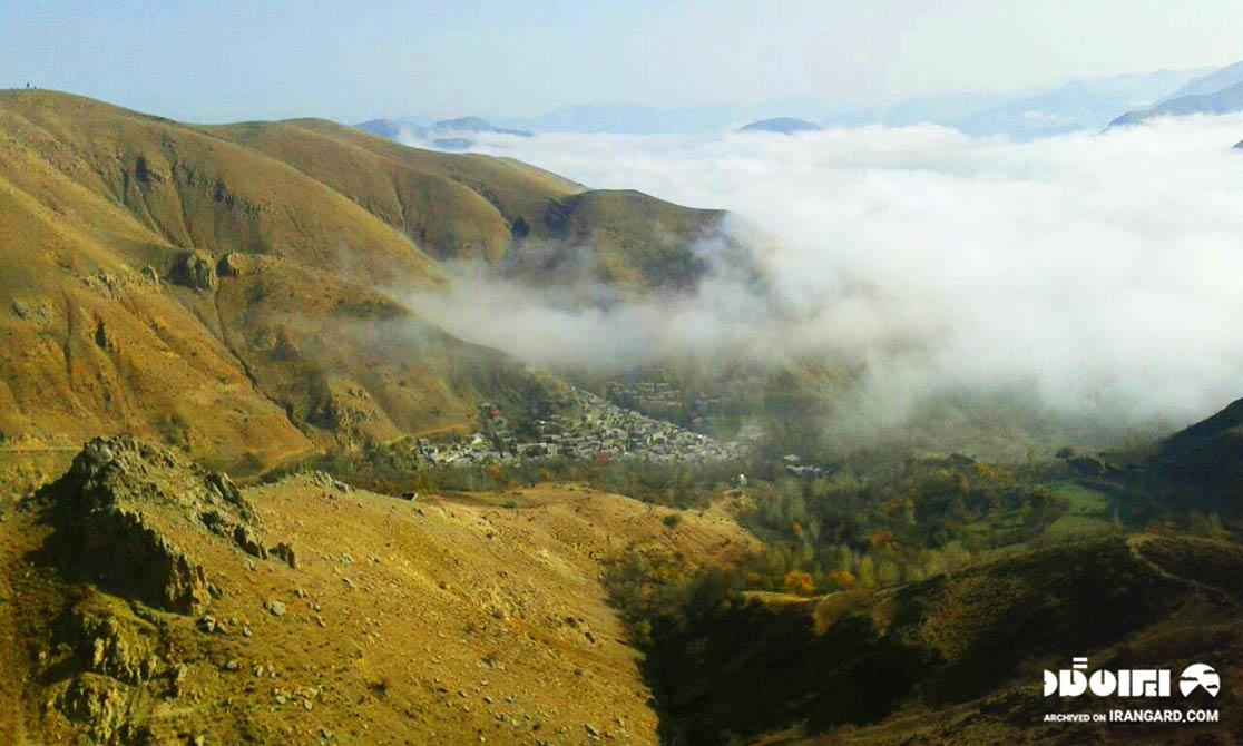 روستای گل آخور