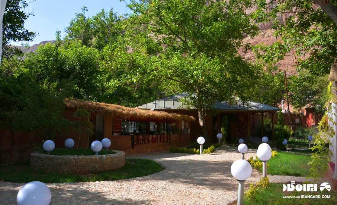 اقامتگاه بوم گردی حاج محمد