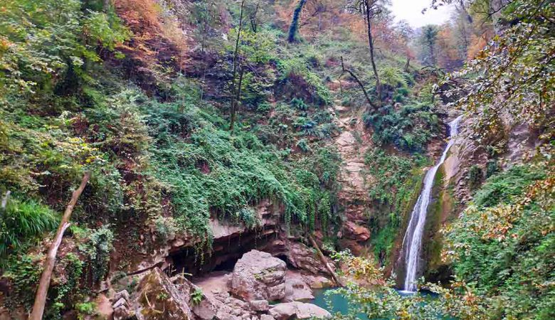 معرفی آبشار شیرآباد