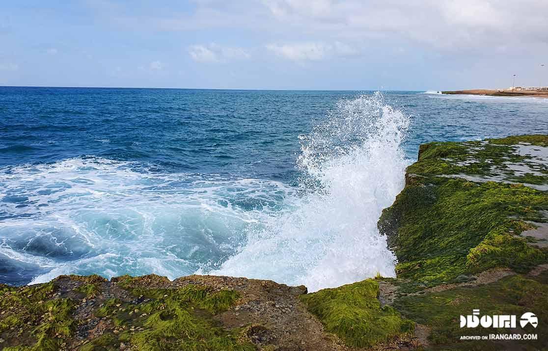 ساحل صخرهای