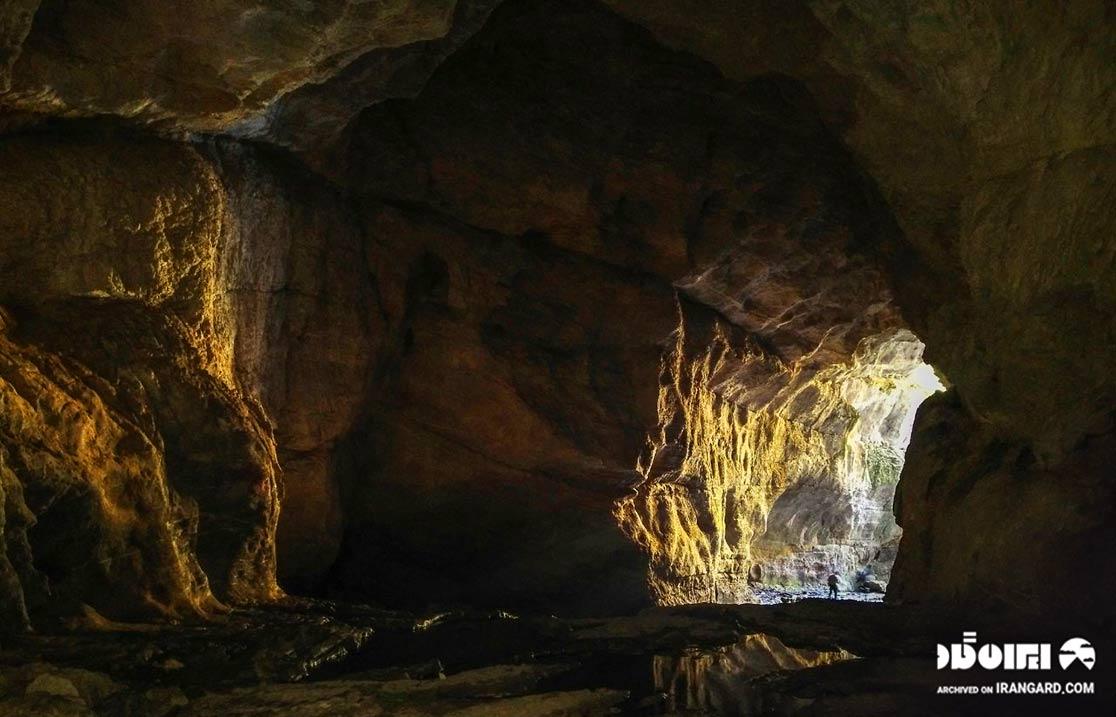 غارهای شیرآباد