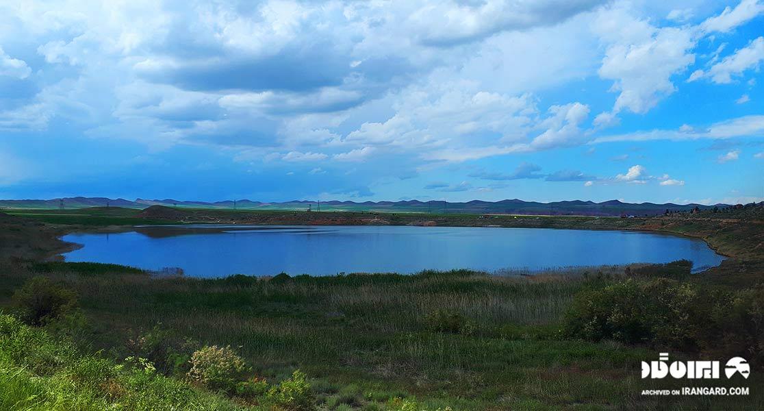 دریاچه بزنگان در سرخس