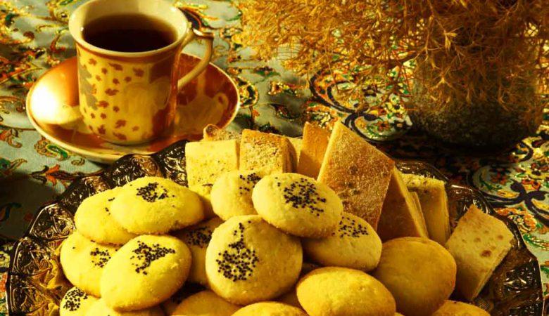 نان برنجی، سوغات کرمانشاه