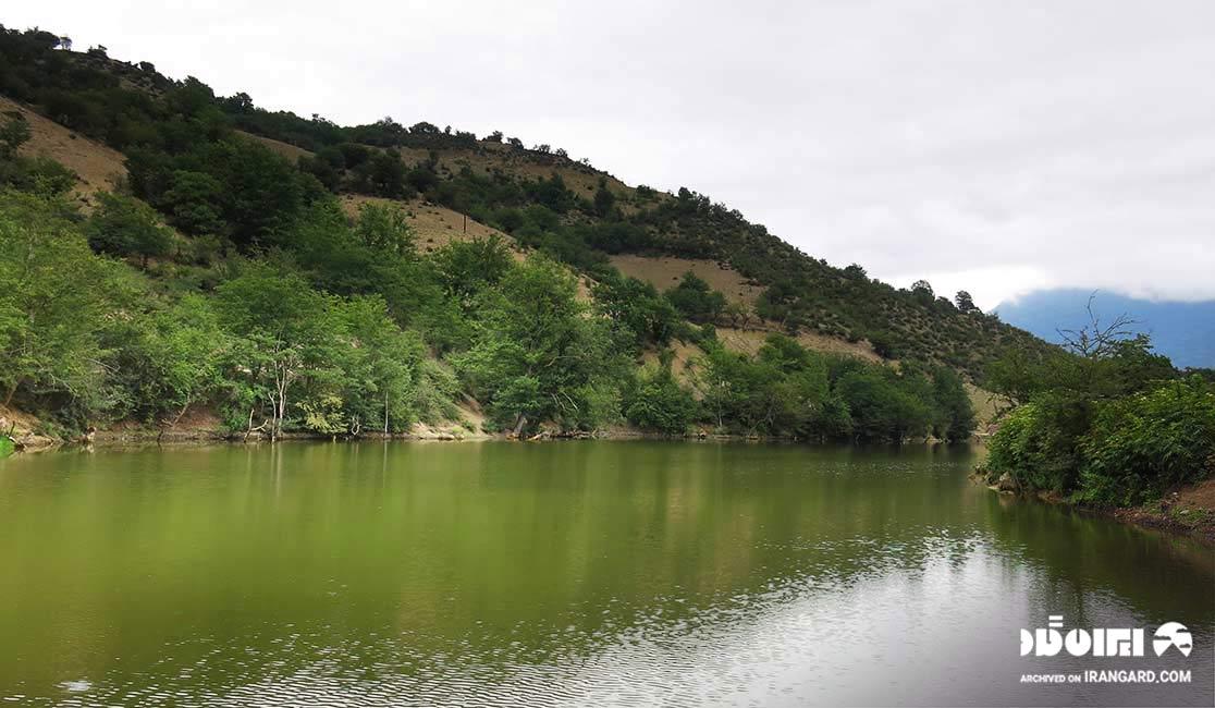 دریاچه سوادکوه