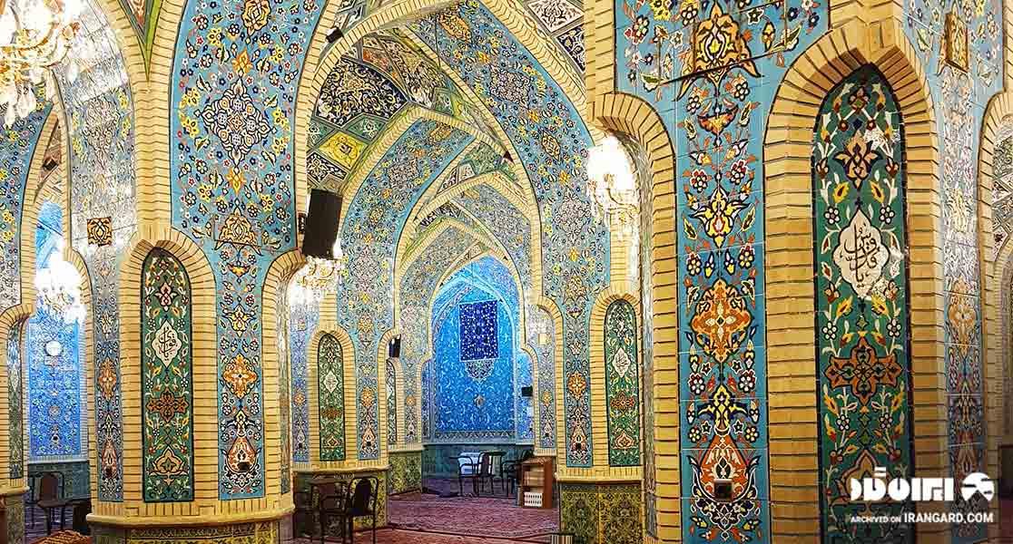 مسجد بازار بزرگ تهران