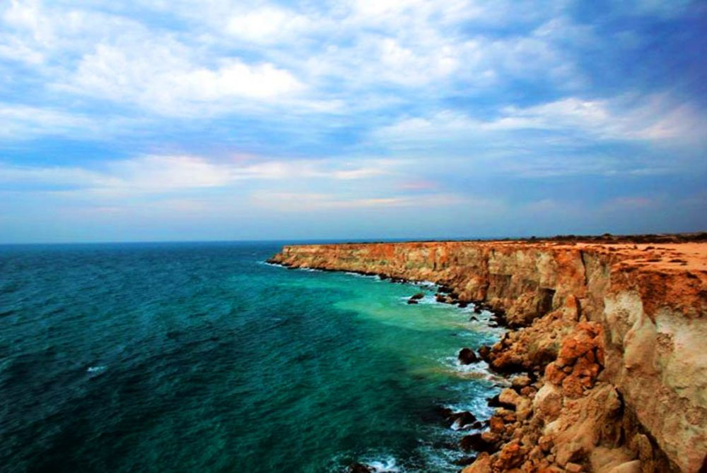 خلیج نایبند کجاست