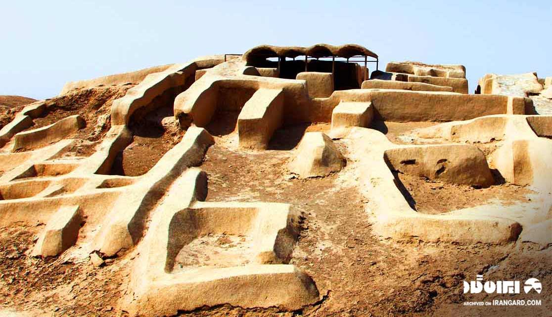 منطقه باستانی در سیستان و بلوچستان