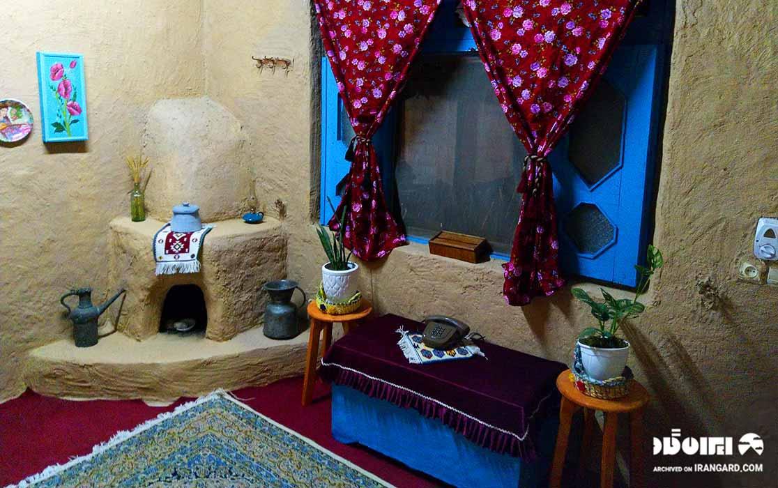 اجاره سوئیت چالوس در اقامتگاه بومگردی حاجی سید