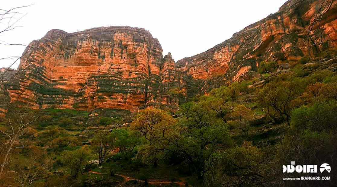 دره شیرز کوهدشت