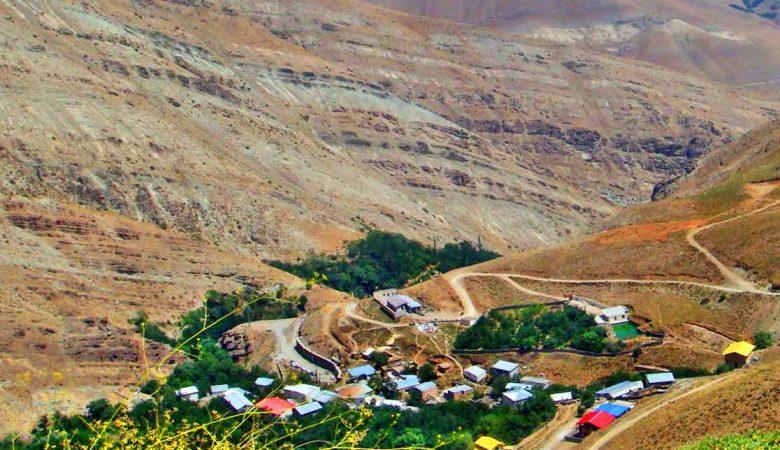 روستای وردیج کجاست